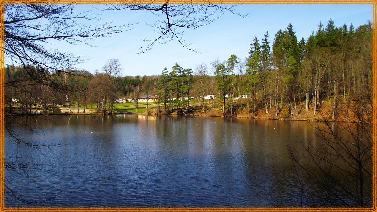 der See vom Schönseeblick aus